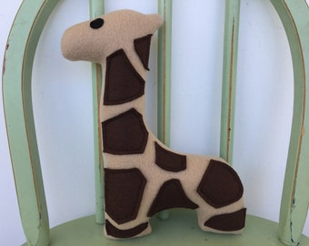 Giraffe Softie Toy, Perfect for Nursery!