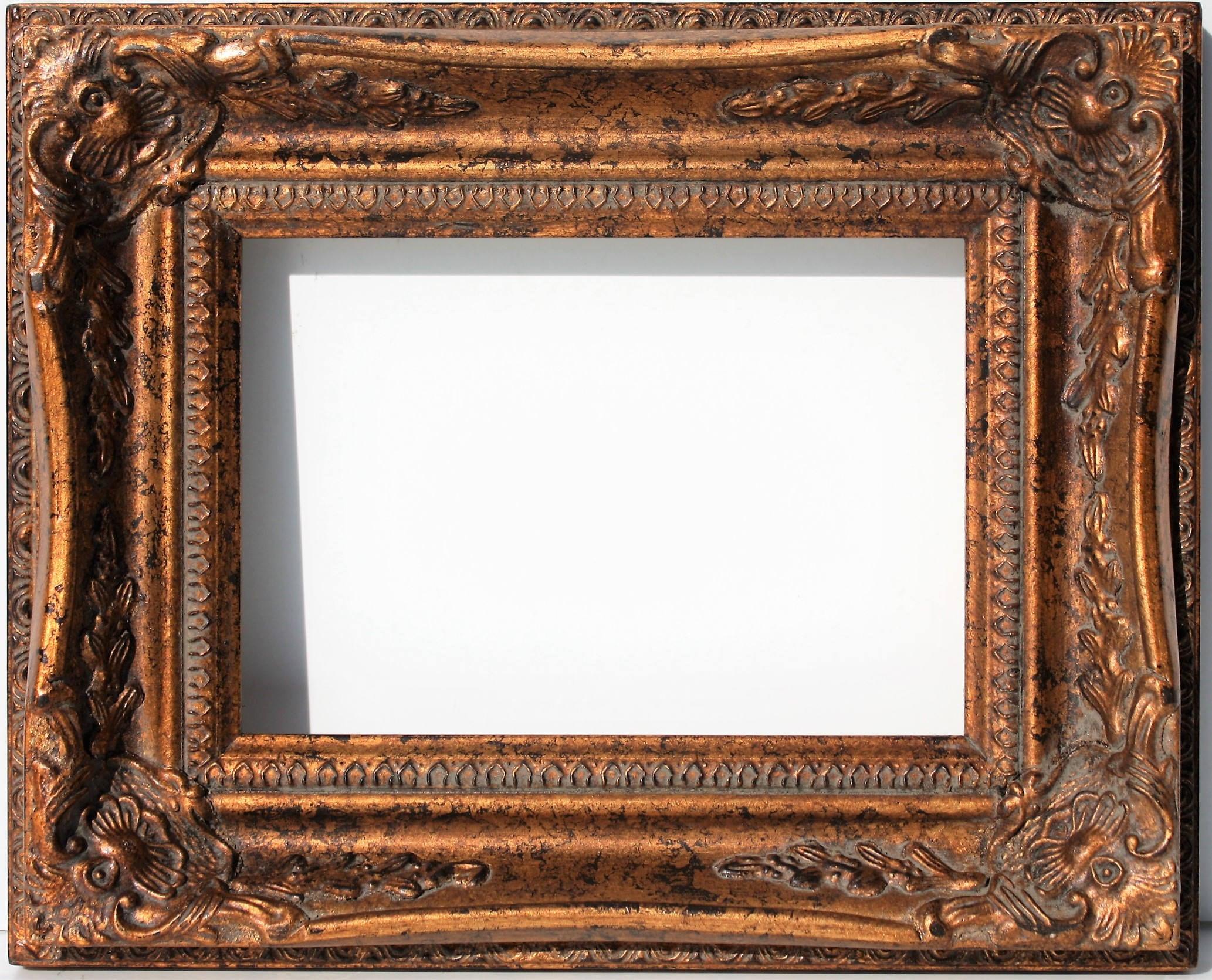 Large Gold Ornate Frames Picture Frame Baroque Wedding Frame