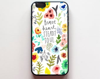 Brave Heart iPhone Case