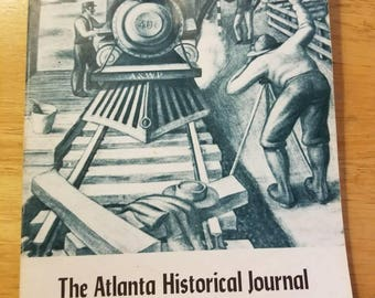 1979 Atlanta historical journal