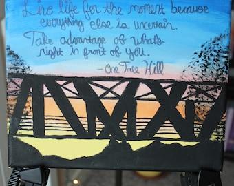 One Tree Hill Bridge