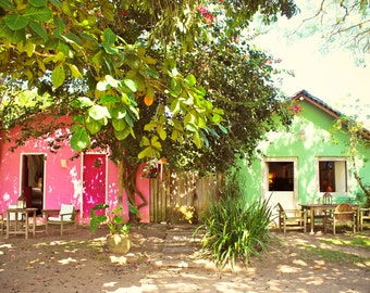 """Brazil Photography, """"Trancoso"""" from Bahia Travel Photography Series, for Wall Decor"""
