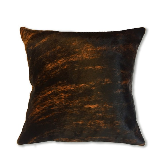 Cowhide Pillow For Home Decor Authentic Cow Hide Pillow