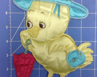 Baby Embroidery Applique