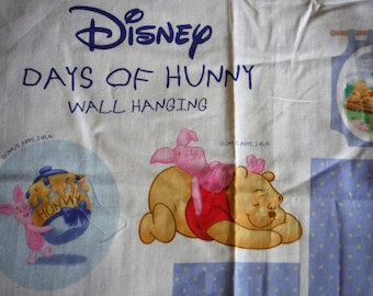 DISNEY DAYS of HUNNY Wall Hanging