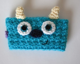 Sully Crochet Coffee Cup Cozy
