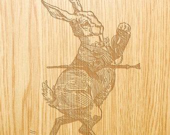 Wonderland Rabbit - Image Design Library