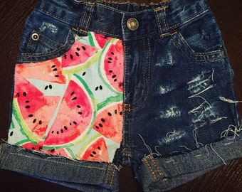 Watermelon Shorties