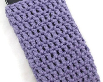 Cool Cell Phone Sleeve PDF Crochet Pattern