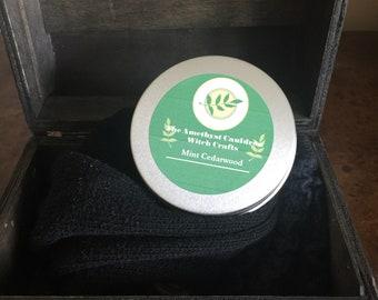 Mint Cedarwood Beard Balm