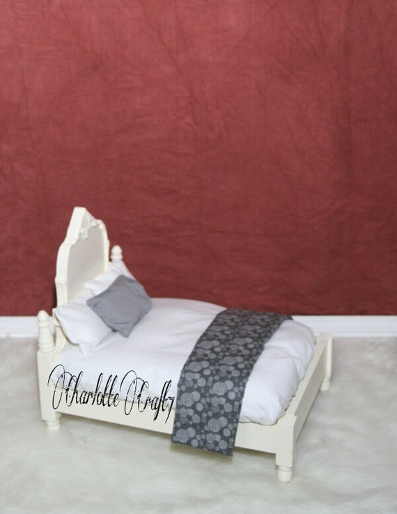 California Bed Set Photography Prop