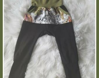 Evolutive pants pocket