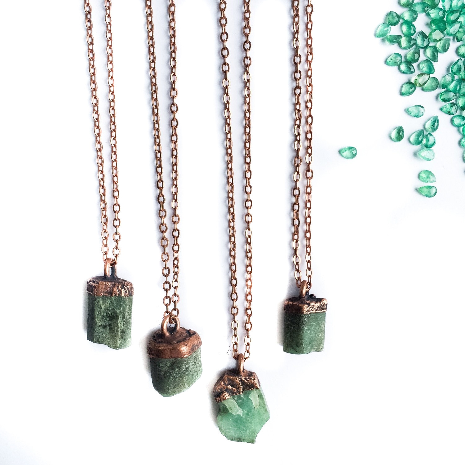 shop subsampling one diamond kind diamonds bayco the and colombian false with crop scale necklace product emerald upscale a of