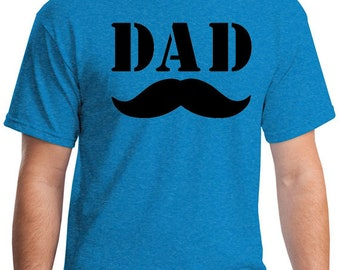 """Father's Day """"DAD"""" T-Shirt"""