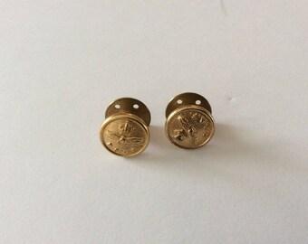 RCAF Screw Back Lapel Pins