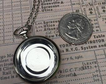 Pocket Watch Locket