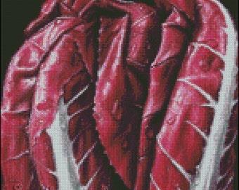 Cross stitch pattern PDF, counted cross stitch chart, needlecraft printable pattern, cross stitch design