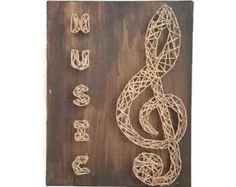 Music Teacher Gift - Music Gift - Gift For Music Teacher - Music Note - Gift For Music Lover - Music Lover Gift - Music Note Gift - Music