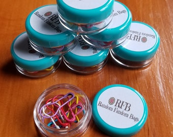 Stitch marker case add on knitting notions knitting accessories crochet accessories