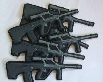 NATO AUG styer Assault Rifle Morale Patch