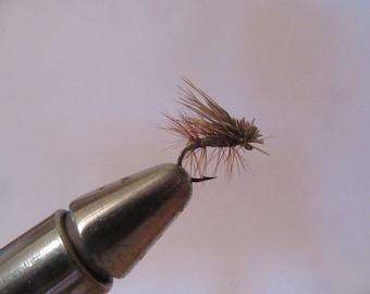 Elk hair caddis olive on a #12 hook