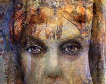 Susanna - Fine Art Print by Chopoli