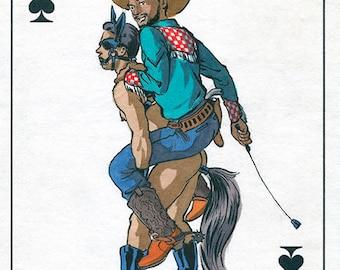from Harvey gay cowboy e cards