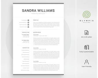 creative resume templates for mac
