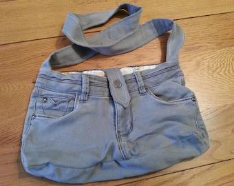 Jeans bag conversion