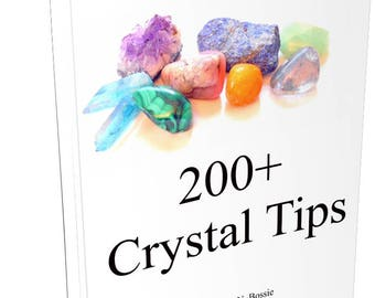200+ Crystal Tips Ebook PDF Format earthegy