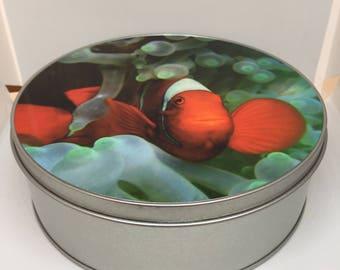 Ocean Gift Metal Tin