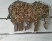 DIY ELEPHANT Planter 21 inch by 16 Vertical Planter Order