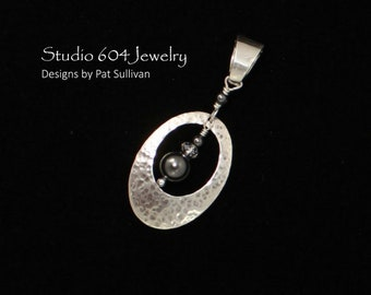 Removable Pendant in Sterling Silver - P809
