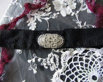 Antique Art Deco Belt