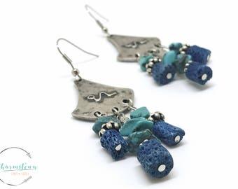 CharmsTown* - Waterfall earrings