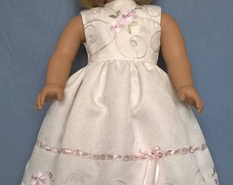 """Lovely dress for your 18"""" doll"""