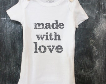 Baby Outfit,Baby Outfit ,Outfit for Babies,Personalized Clothes, Custom Outfit - One piece, bodysuit,Made with Love