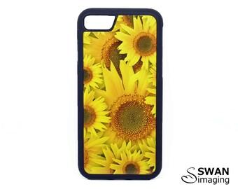 Sunflowers Phone Case - TPU Case - iPhone 8, 8 Plus, 5/5S, SE, 6/6S, 6/6S Plus, iPhone 7, 7 Plus + Samsung S5, S6, S7, S7 Edge, S8, S8 Plus