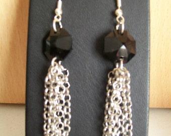 crital of swarovski earring
