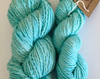 Handspun Yarn - 2 skeins