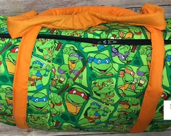 TMNT Duffel Bag