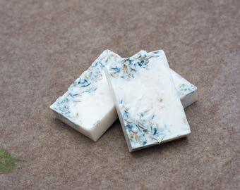 Cocoa Butter, Oatmeal, and Lavender Soap