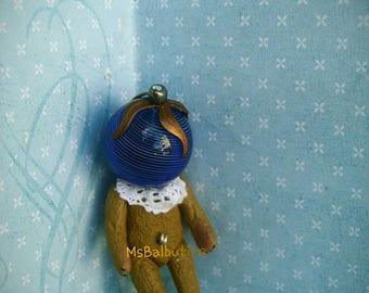Astronaut  (Brooch)