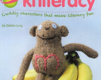 Knitted Phonics Book