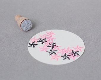 Stamp Nautic Star