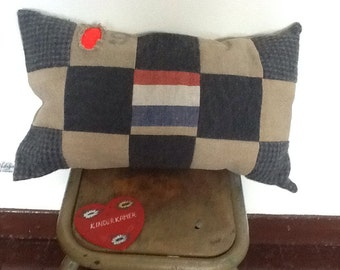 Tough pillow for boys and girls room