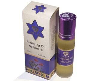 Spikenard Roll-on // Biblical Oil Roll on // Spikenard Roller // Spikenard ritual oil //Anointing Oil