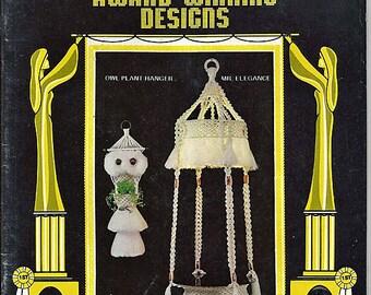 Macrame Award Winning Designs  Macrame Pattern Book
