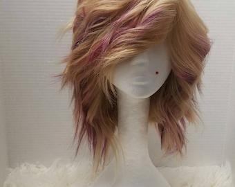 Custom Quick Wig 100% Human Hair