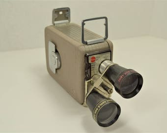 Wow- Awesome Kodak Brownie 8mm Movie Camera